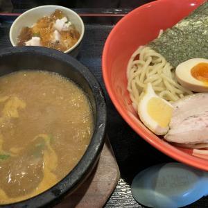 濃厚海老つけそば ミニ〆丼セット★札幌海老麺舎