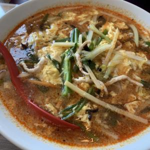 酸辣湯麺★アジアン ブル