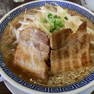 醤油豪麺★豪麺