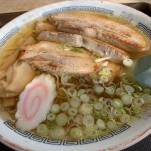 チャーシュー麺★すずみ食堂
