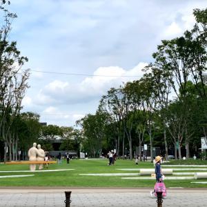【Hisaya Odori Park】一足先に行ってきました