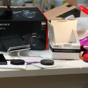 遂に公開!!カメラ買いました~( •̀  •́ゞ)ビシッ!