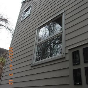 アンダーセン窓ガラス交換
