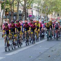 手軽に観戦できるツール・ド・フランスをパリ市内で応援