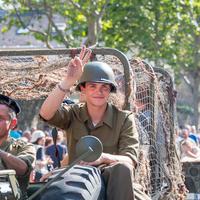 第二次大戦「パリの解放」75年記念パレードが8月25日に開催される
