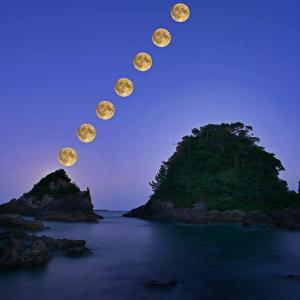 みんな大好き満月