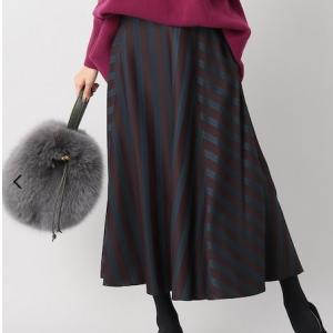 IENAのスカート&SpickandSpanスカート