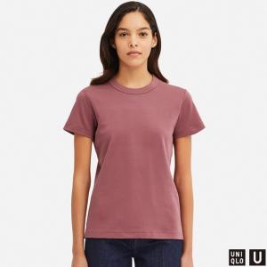 今更ですが ユニクロUのTシャツにはまっちゃいました