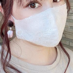 今年初めての懇談会⑅︎◡̈︎*マスクでおオシャレ♡