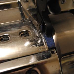 革漉き機のビヤダル