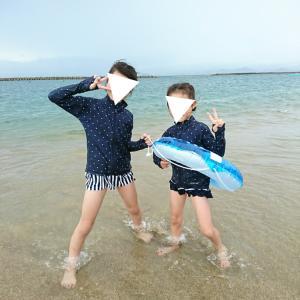 海ーーーっ! ~ 波が怖い ~