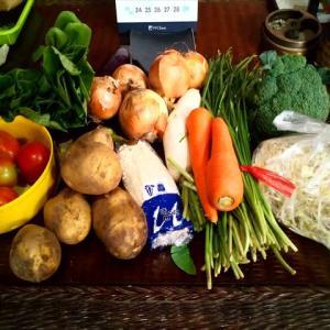 カンボジアの未来を考える・・・食べ物編