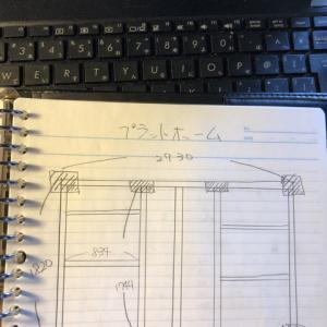 DIY 小屋 基礎を作ってみよう