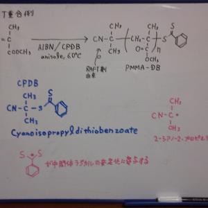 【化学】高分子化学を基礎からやり直すRAFT重合編