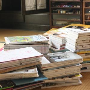 本のお片づけ ~「捨てるモノ」を選ぶのではなく「残すモノ」を選ぶ~