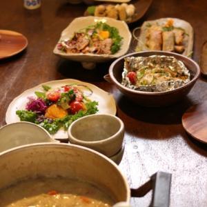みりん粕を使った発酵料理 at ひねもす料理教室