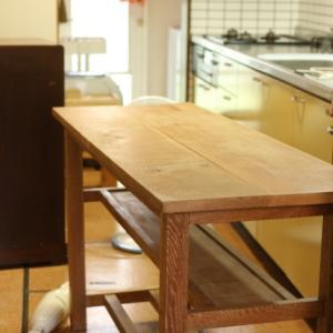 少しずつ「好き」を積み上げているお台所。