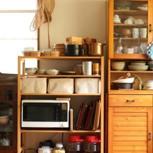 我が家の食器棚 その2