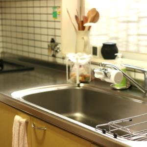 台所のお片づけ:作る道具たち