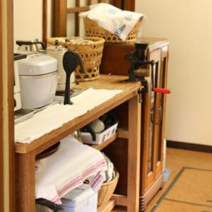 数年前と比べてみた台所のお片づけBefore→After