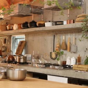 円居さんに学ぶ、お台所のあり方