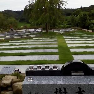 松島樹木葬!行って来ました。