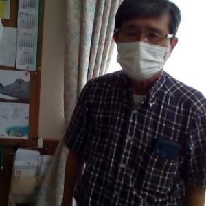 退院が早まり、月曜日から、入門介護のスタート・・・
