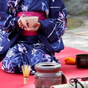 【8月・葉月】茶道は、季節感も大切!8月ならではのお茶会が楽しめます!