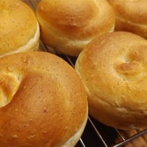バンズとドッグパンを焼く…そして写真が…