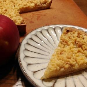 グレーテルのかまどの…りんごのポロポロケーキ。