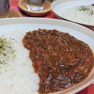 【レシピ】みんな大好きカレーライス!野菜嫌い克服にも!【豚しゃぶカレー】。隠し味で味が決まる!?