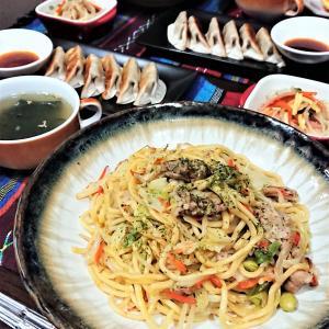 【おうちごはん】今日も手抜き。大切なものって何??【中華な夕食】。何とかしないと。