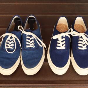 革靴代わりとなるスニーカーじゃないでしょうか