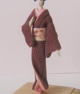 小萩人形~京の螢火