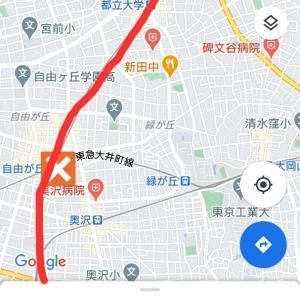 21@03月03日 【自由ヶ丘 情報!】