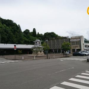 21@07月22日  JR人吉駅/ターチャンと人吉市