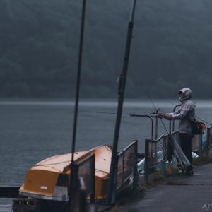 木崎湖 ②