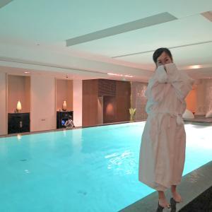 パークハイアット上海のスイートルームホテルライフ