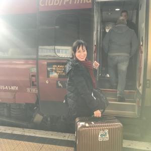 イタリア買い付け途中に、女子旅休暇。