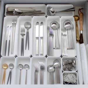 カトラリー収納を見直しました 〜 ニトリで整えるキッチン収納 〜