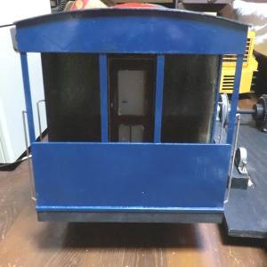 ミニ鉄道(100) 車輌の製作19