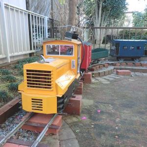 ミニ鉄道(105) ポイントの製作30