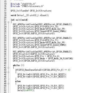 電子工作(8) ARMマイコン工作5