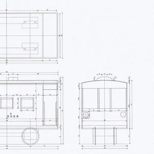 ミニ鉄道(90) 車両の製作9