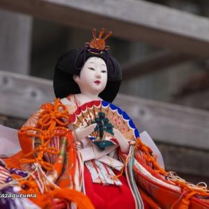 香取神社のお雛様