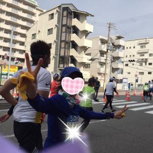 神戸マラソン取り敢えず完走しました