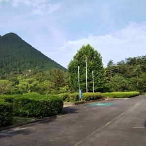 走って近江富士