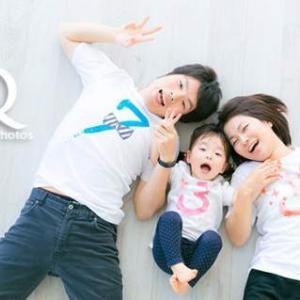 出張撮影で家族の絆を写真というカタチに~子供・家族写真撮影