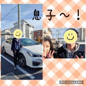 密かな楽しみ・・・(*´ω`*)