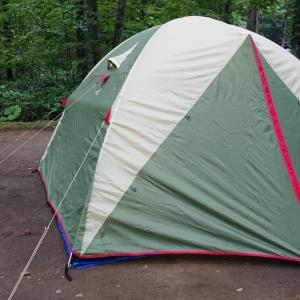 キャンプの思い出